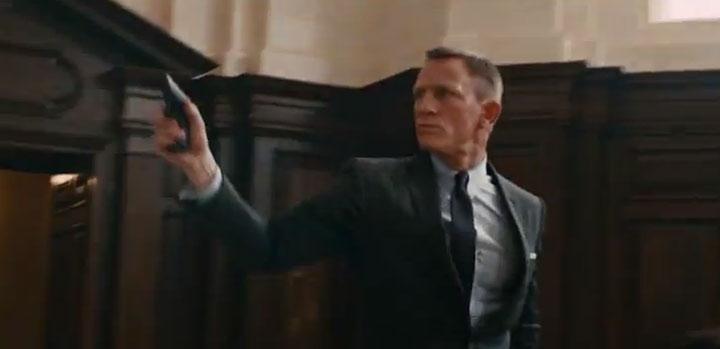 Trailer zum neuen 007: Skyfall