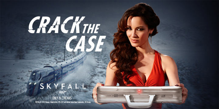 Gewinne mit 007 & Heineken: Crack The Case 007heineken_crackthecase_01