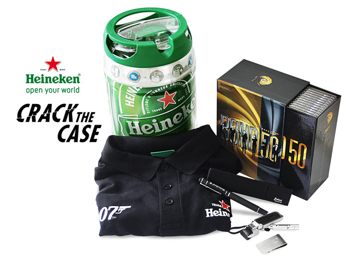 Gewinne mit 007 & Heineken: Crack The Case 007heineken_crackthecase_winset_small