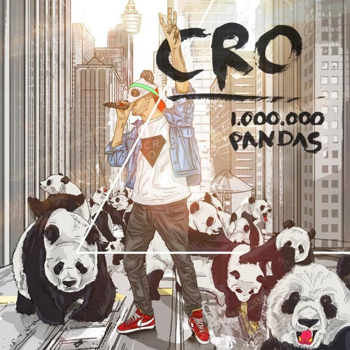 CRO - 1 Million Pandas CRO_1_million