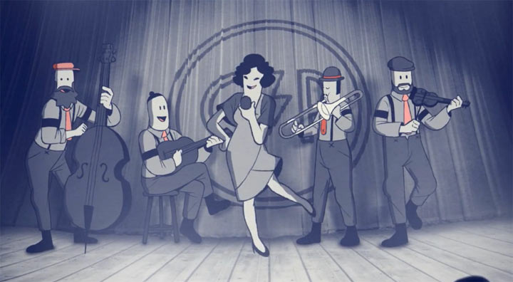 Caravan Palace - Rock It For Me
