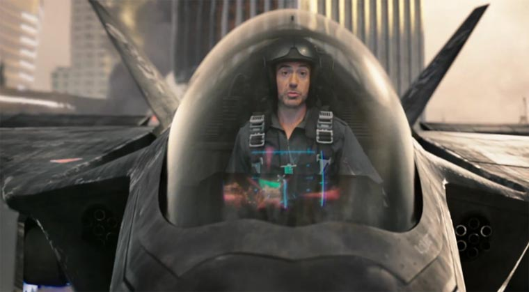 Surprise: Robert Downey Jr. in Call of Duty-Werbung CoD_BO2_Surprise
