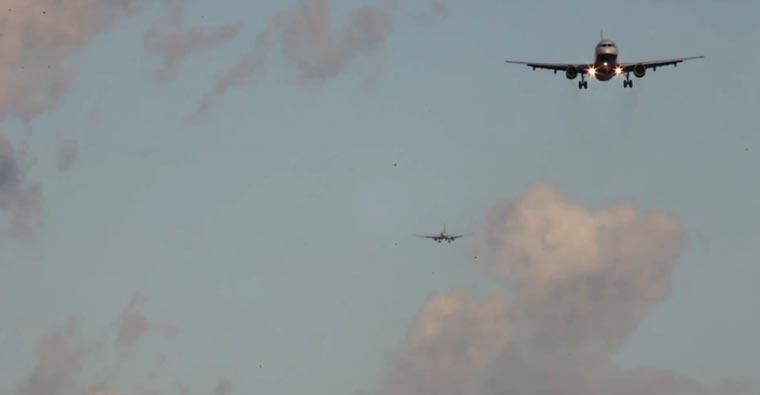 Timelapse: Anflugsschneise auf London Heathrow Heathrow_Timelapse