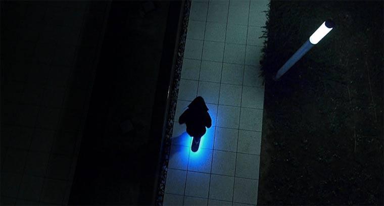 Skateboard mit LED-Unterbodenbeleuchtung: Firefly LED_Skateboard_02