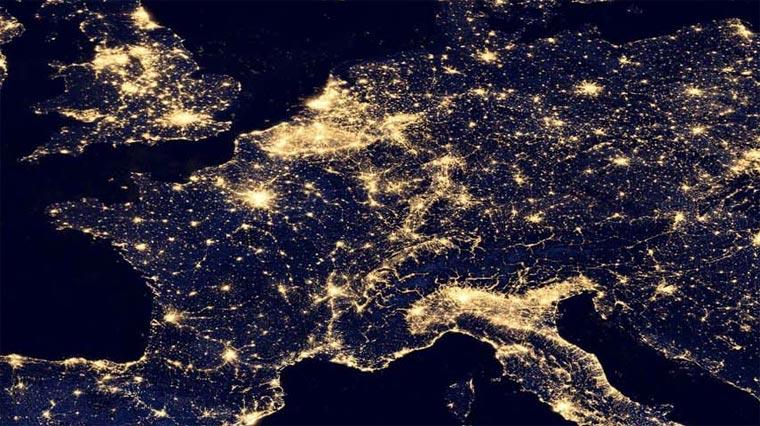 NASA: superdetaillierte Nachtbilder der Erde NASA_black_marble_04