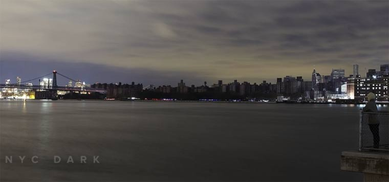 Erloschenes New York: NYC Dark NYC_Dark