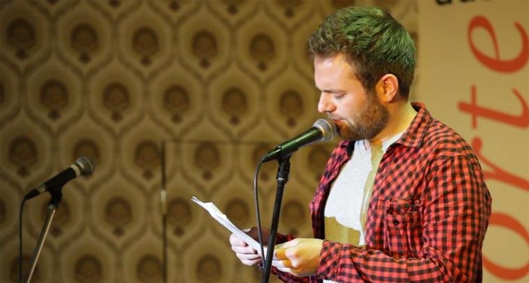 Euphorie, Euphorie (Poetry Slam von Patrick Salmen)