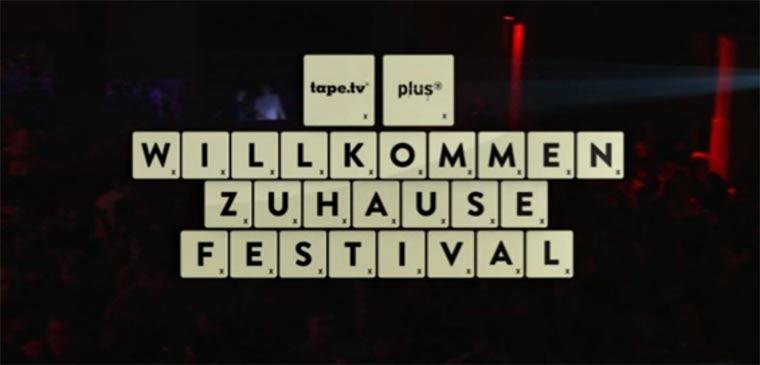 Casper, Kraftklub & K.I.Z. live @ Willkommen Zuhause Festival WZF_2012