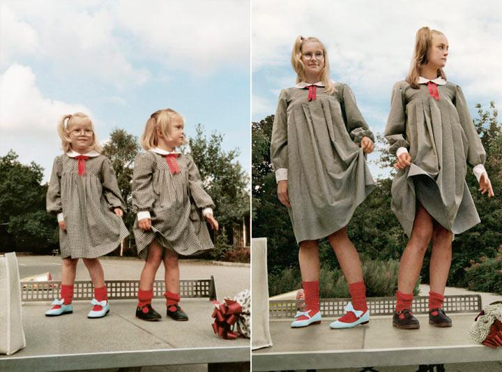 20 Jahre alte Fotos rekonstruiert zum Geburtstag der BahnCard bahncard20_irinawerning_03_small