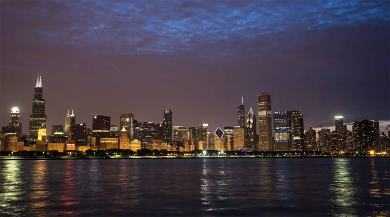 Timelapse: Cityscape Chicago cityscape_chicago_01