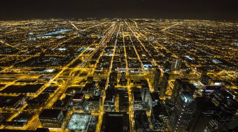 Timelapse: Cityscape Chicago cityscape_chicago_02