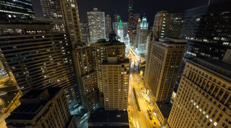 Timelapse: Cityscape Chicago cityscape_chicago_03