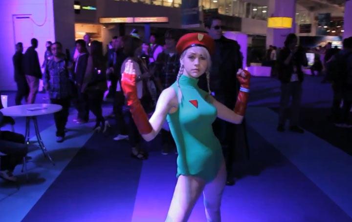 Klassentreffen der Kopien: Cosplay-Musikvideo eurogamer_cosplays_02
