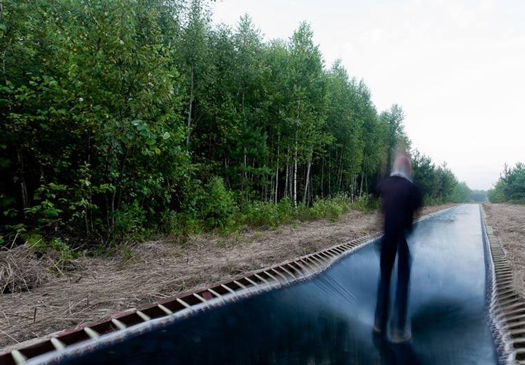 51 Meter langes Trampolin fast_track_01