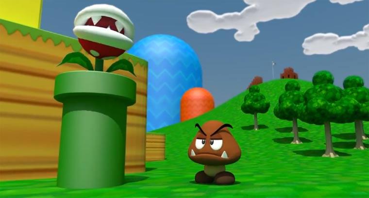 Super Mario: Das Leben aus der Sicht eines Goomba first_person_gumba