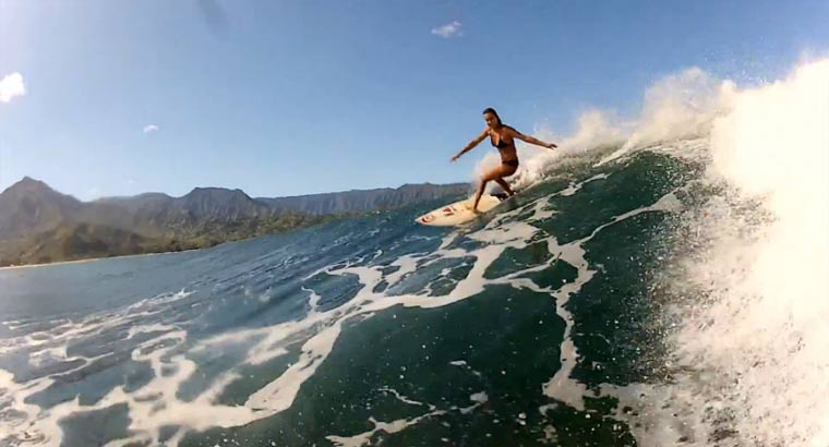 GoPro: Alana and Monyca go surfing gopro_alana_surfing_02