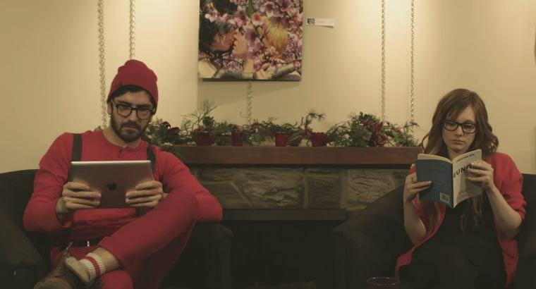 Wenn der Weihnachtsmann ein Hipster wäre...