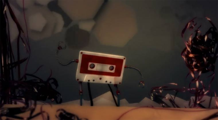 Jammed - eine Ode an das Tape jammed