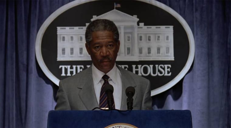 Supercut: Movie Presidents of the United States