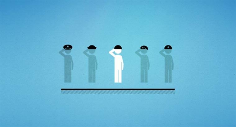Das Problem der Veteranen mit der Rückkehr in die Gesellschaft