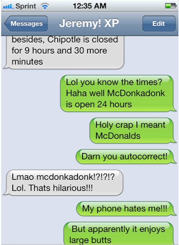 Top 25 Autocorrects in 2012 top_25_autocorrects_2012_02