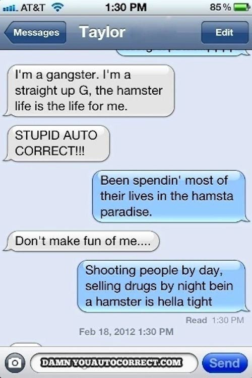 Top 25 Autocorrects in 2012 top_25_autocorrects_2012_16