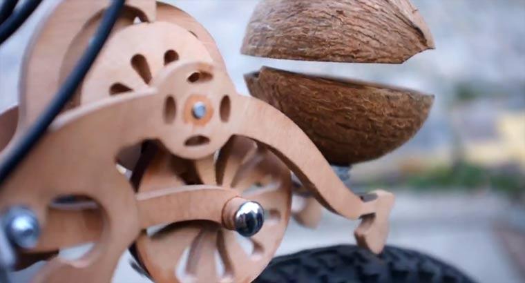 Das galoppierende Fahrrad trotify