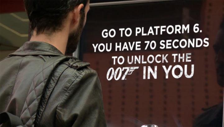Unlock the 007 in you unlock_007