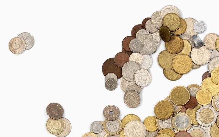 Weltkarten aus Währungen waehrungsweltkarte_03