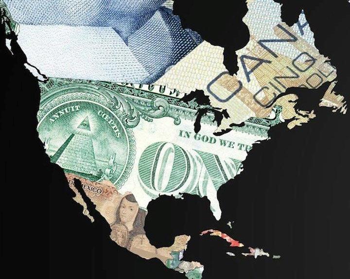 Weltkarten aus Währungen waehrungsweltkarte_06