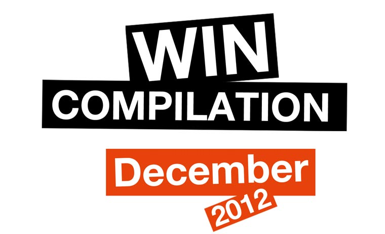 WIN-Compilation Dezember 2012