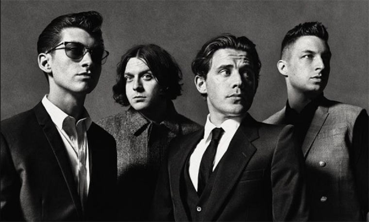 Review: Arctic Monkeys - AM AM