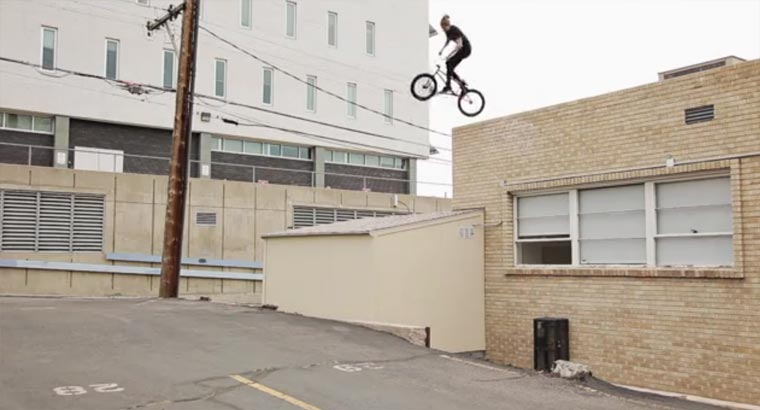 BMX-Tricks: Tommy Dugan - Empire/Bad Idea