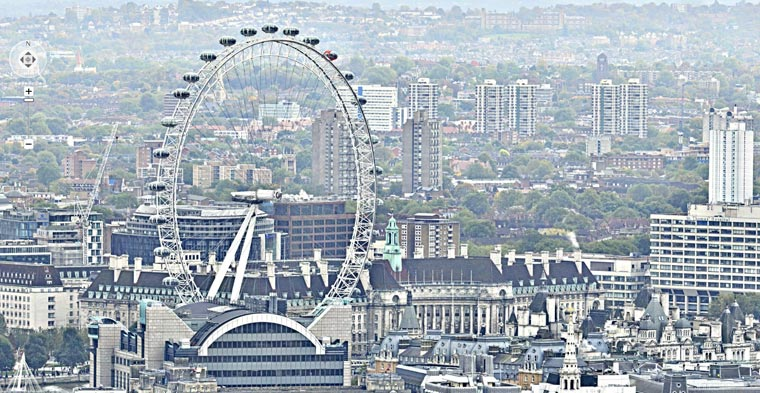 320 Gigapixel-Panoramabild von London BT_Tower_London_panorama_02