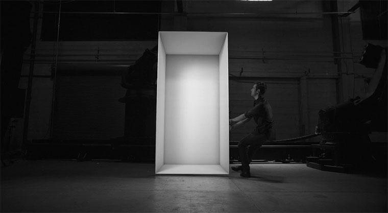 3D-Projektion: Box Box