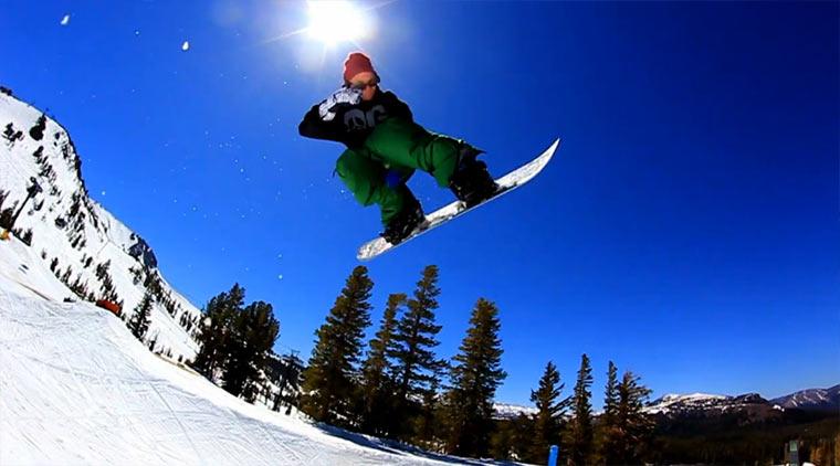 Snowboarding: Northern Hemi Recap FYVE_EP_10_01