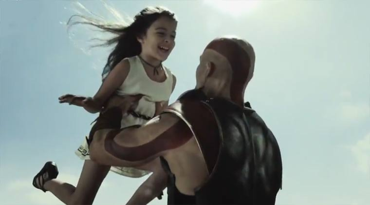 Gameplay- & Live-Action-Trailer: God of War Ascension