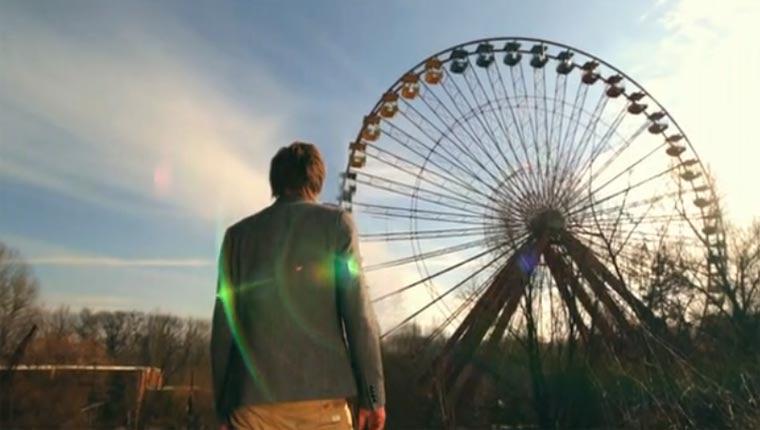 Johannes Falk -- Ich bau uns eine neue Welt