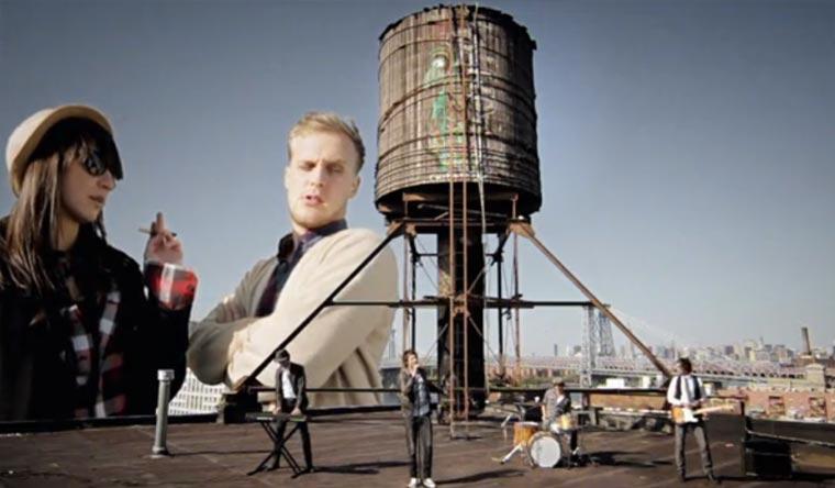 Jon Mesek - Keep On Falling