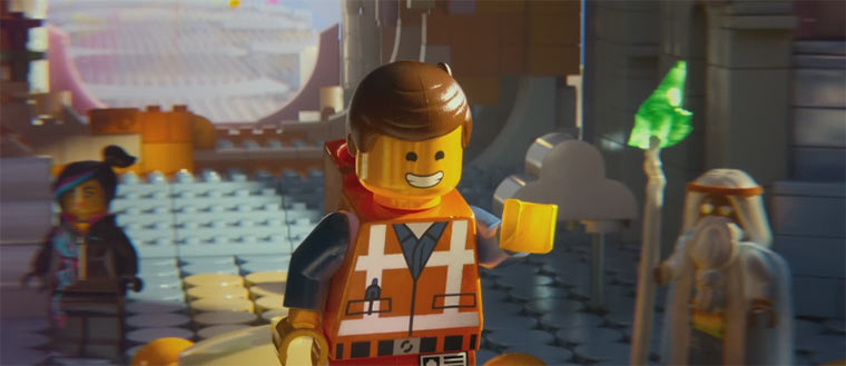Trailer: The LEGO Movie LEGO_Trailer
