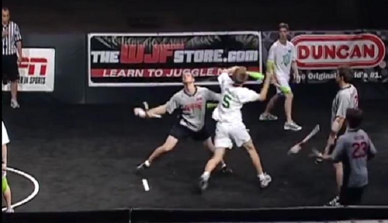 Jonglieren im Multiplayermodus: MLC MLC