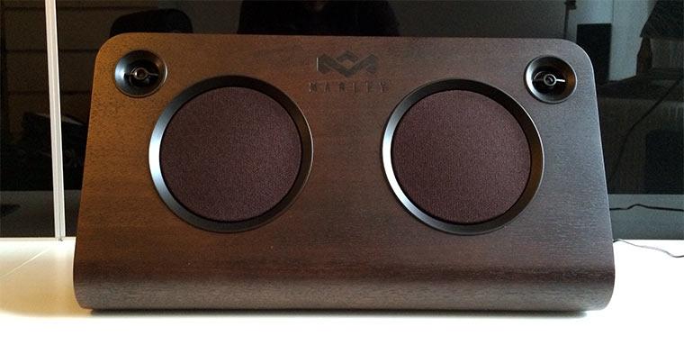 Test & Verlosung: Bluetooth Lautsprecheranlage von MARLEY Marley-Test_04