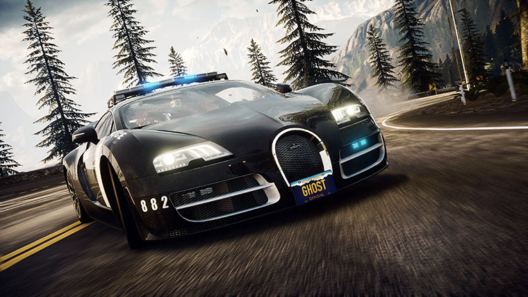 Need For Speed Rivals - Trailer & Verlosung NFSrivals_01
