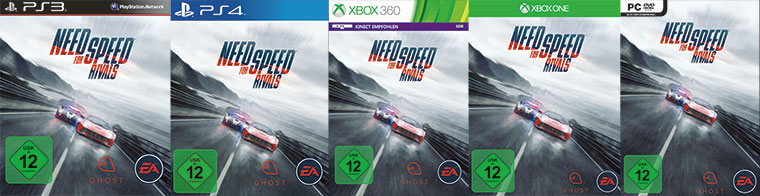 Need For Speed Rivals - Trailer & Verlosung NFSrivals_02
