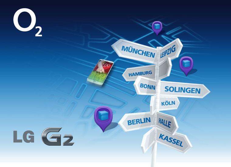 Jage die blauen Pakete und gewinne ein Smartphone! O2_LTE-Trophy_01