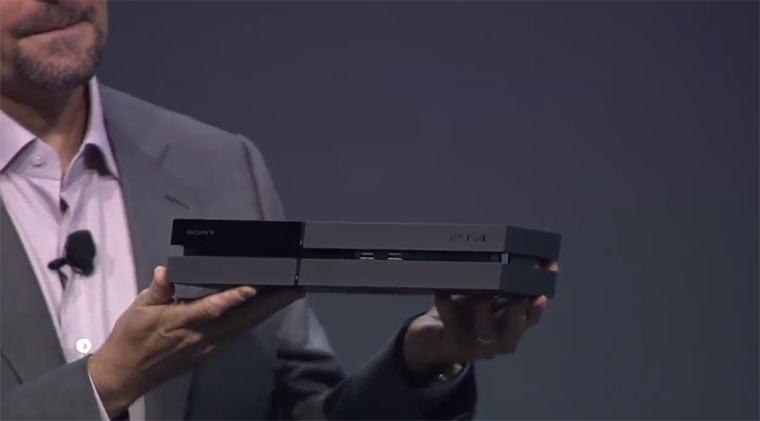 Die PS4 macht Microsofts Fehler nicht und gewinnt damit ordentlich an Boden PS4-E3_03
