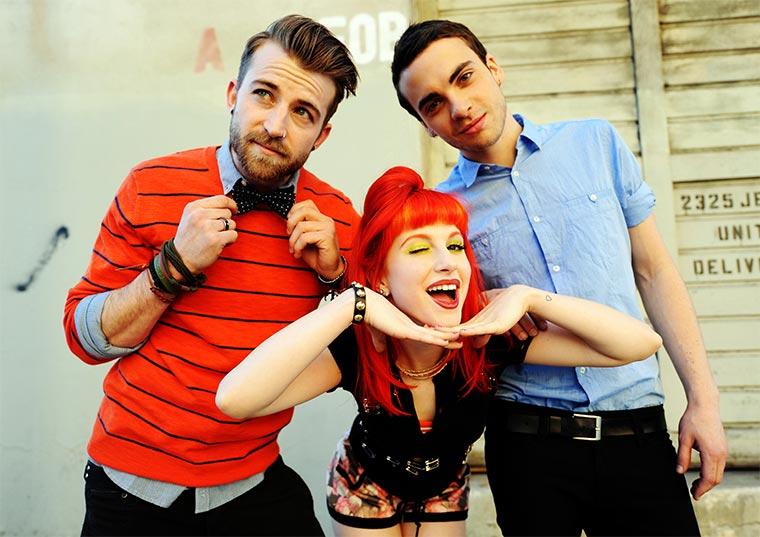 kurzweil-ICH: Interview mit Paramore Paramore