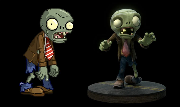 Plants vs. Zombies 2 - Trailer Making of PvZ2_trailer-makingof