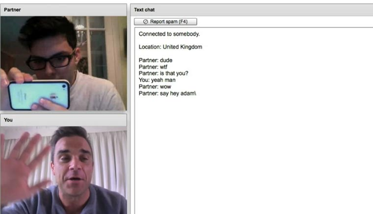 Robbie Williams auf Chatroulette Robbie_Chatroullette