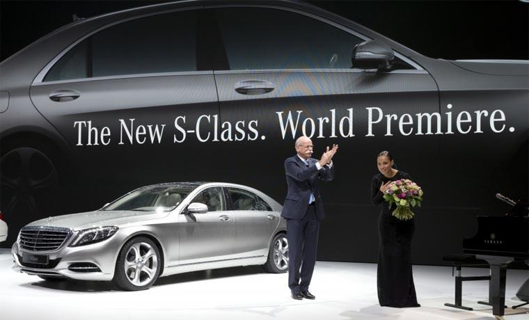 Mercedes stellt die neue S-Klasse vor S-Klasse_HH_05